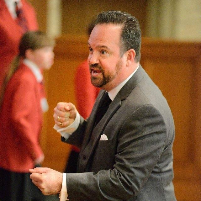 Darren Dailey, President and Artistic Director, Jacksonville Children's Chorus
