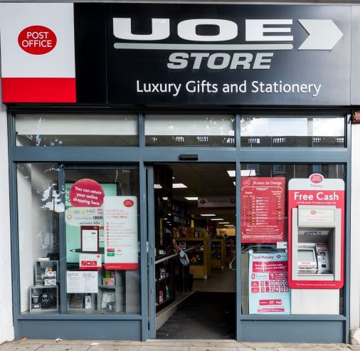 UOE Finchley Post Office