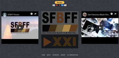Visit www.sfbff.org for details of SFBFF XXI, June 13-16