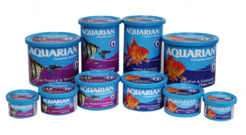 AQUARIAN new packaging