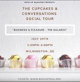 Cupcakes & Conversations Social Tour: Wilmington, Delaware