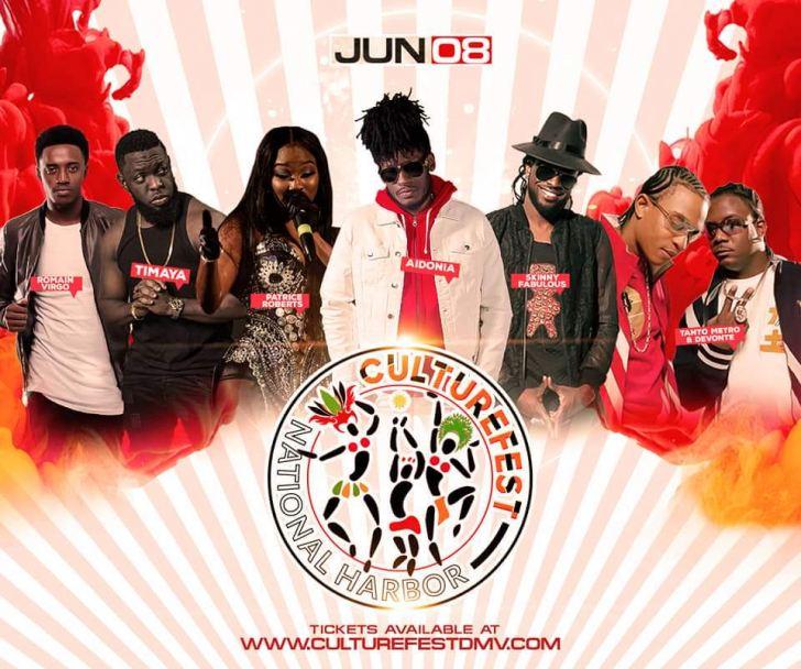 Celebrate culture June 8th!