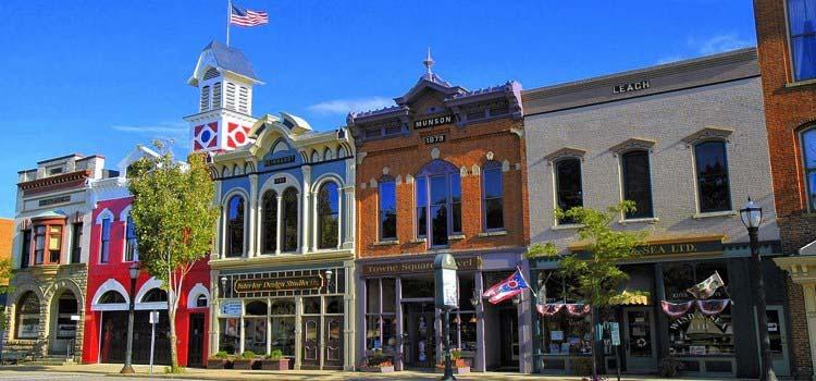 Benchmark Live in Medina, Ohio
