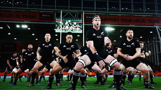 NZL All blacks Rugby World Cup