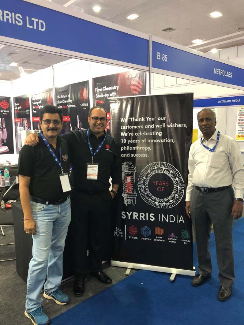 Founding Members of Syrris India
