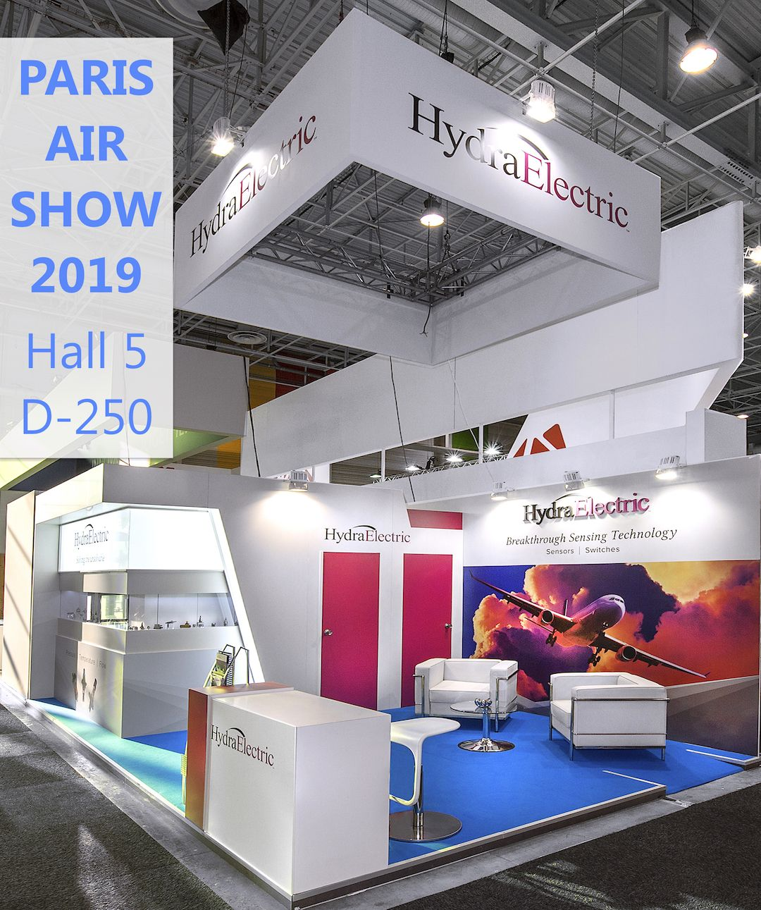 PAS Hydra-Electric_Booth Hall 5 D-250_RR