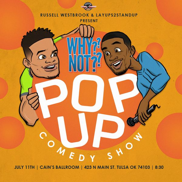 Why Not?? Pop-up (Tulsa)