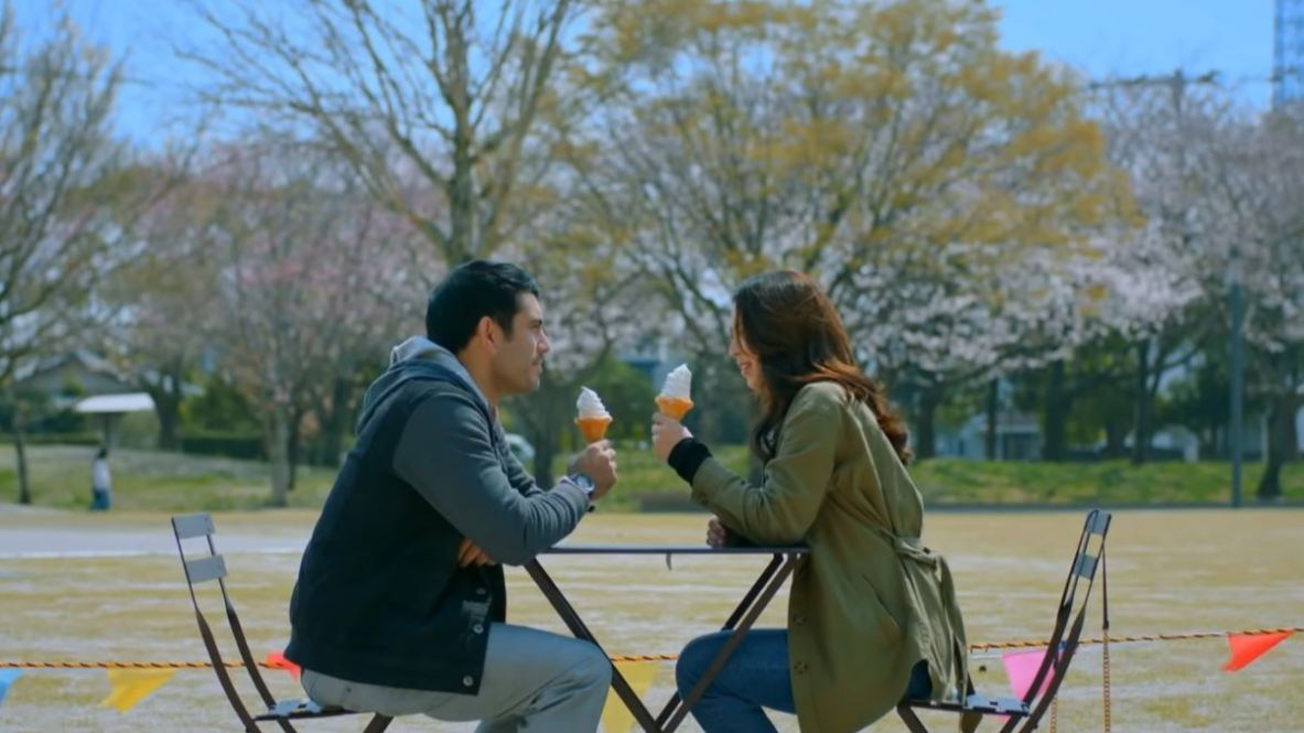 """Gerald Anderson and Julia Barretto team up for the film """"Between Maybes"""""""
