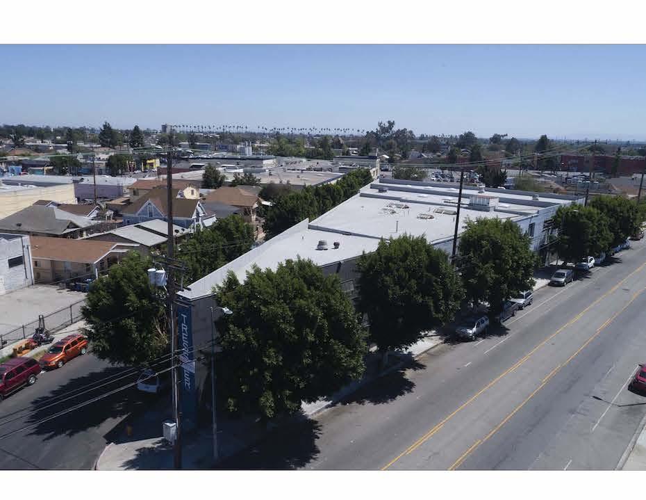 3610 S. San Pedro Street
