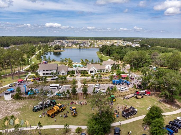 TrailMark welcomes more than 2,000 visitors to its Touch-A-Truck event