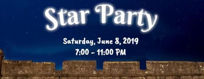 TrailMark is hosting a night under the stars on June 8