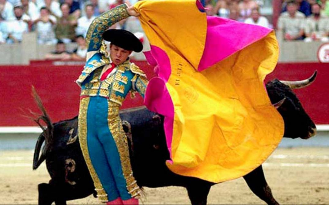 Lesson on bullfighting is part of 'Three City Tour' Itinerary