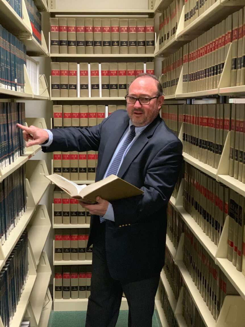 Jared Stolz, attorney in New Jersey