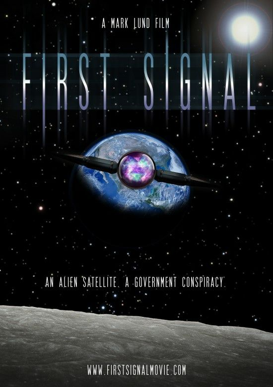 First Signal Poster