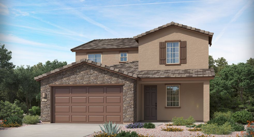 New homes in Tucson coming soon by Lennar