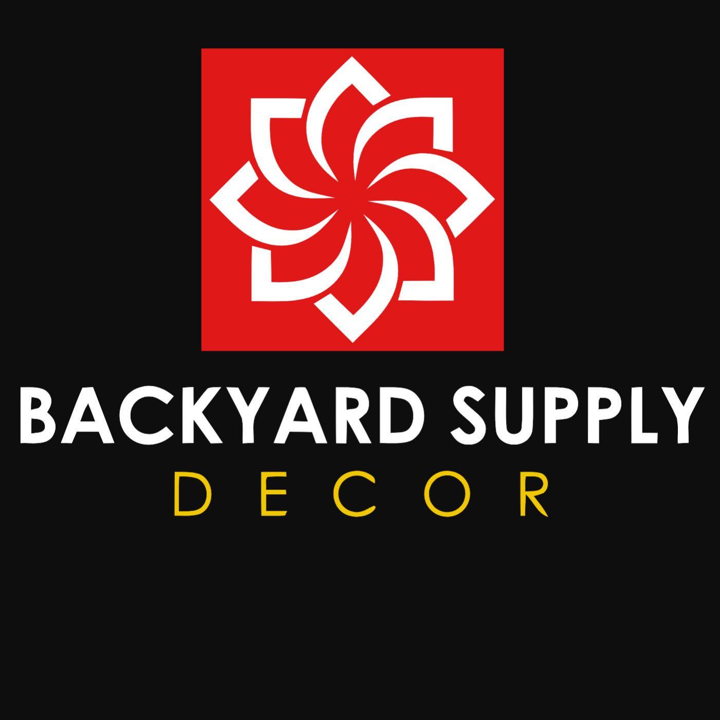 Backyard Supply Decor: Gorgeous Outdoor Decor And Outdoor