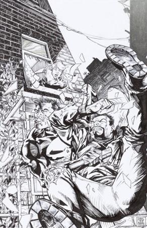"""Punisher War Journal #3,"" Carl Potts"