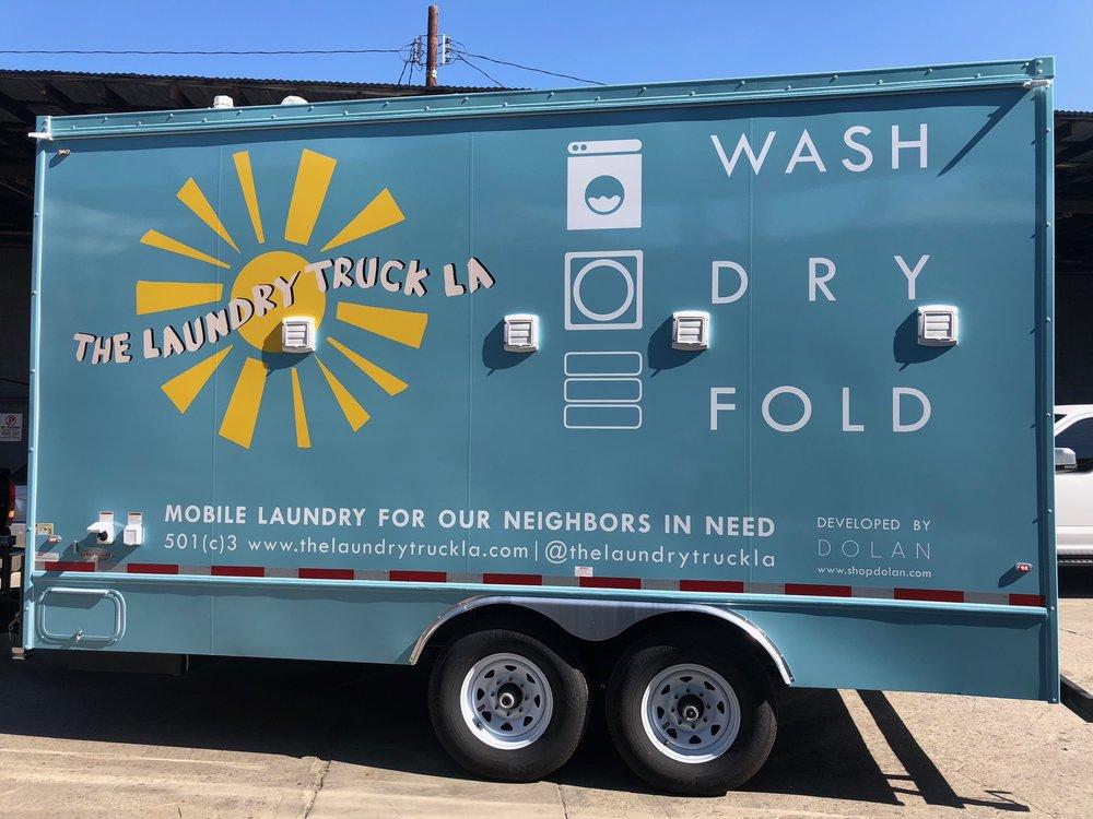 Bob Landino Launches Laundry Truck LA
