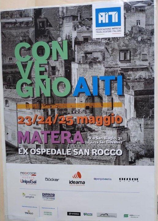 Convegno AITI 2019 a Matera