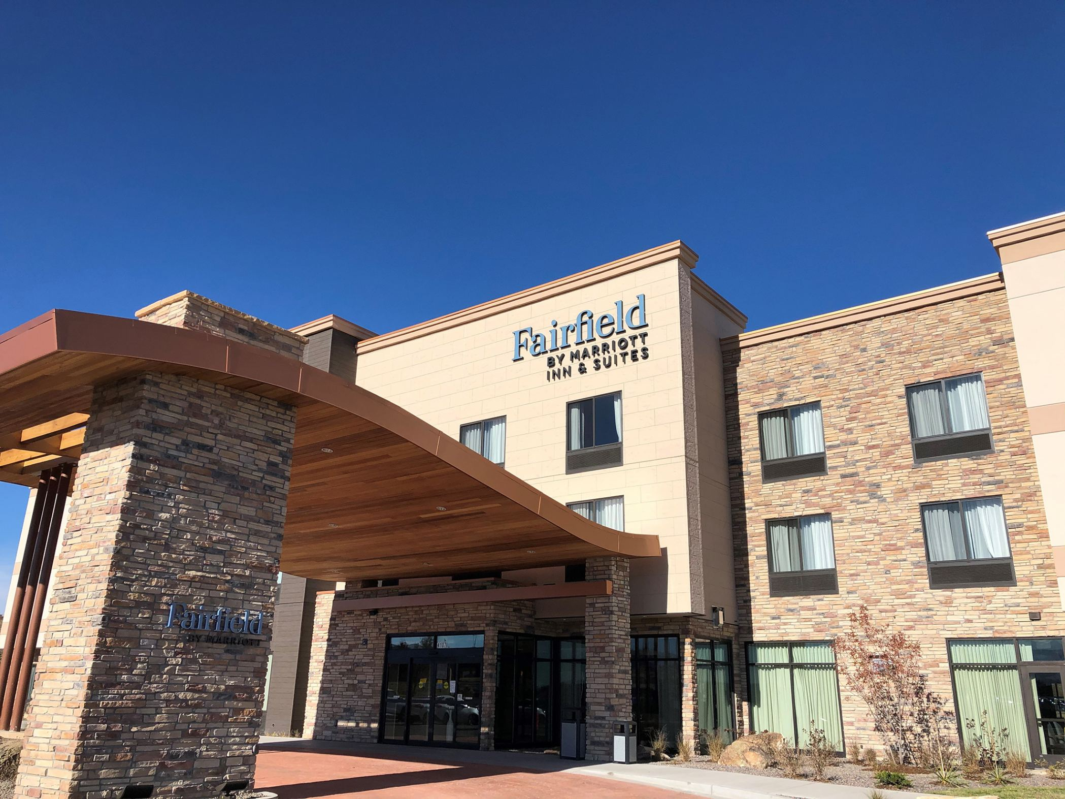 Fairfield by Marriott Inn & Suites Colorado Springs East/Ballpark