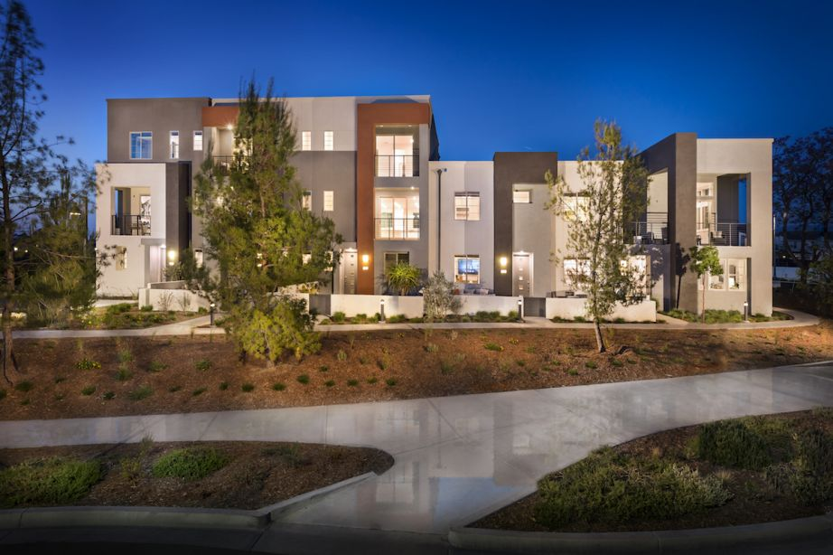New homes in Irvine now selling - access to amenities