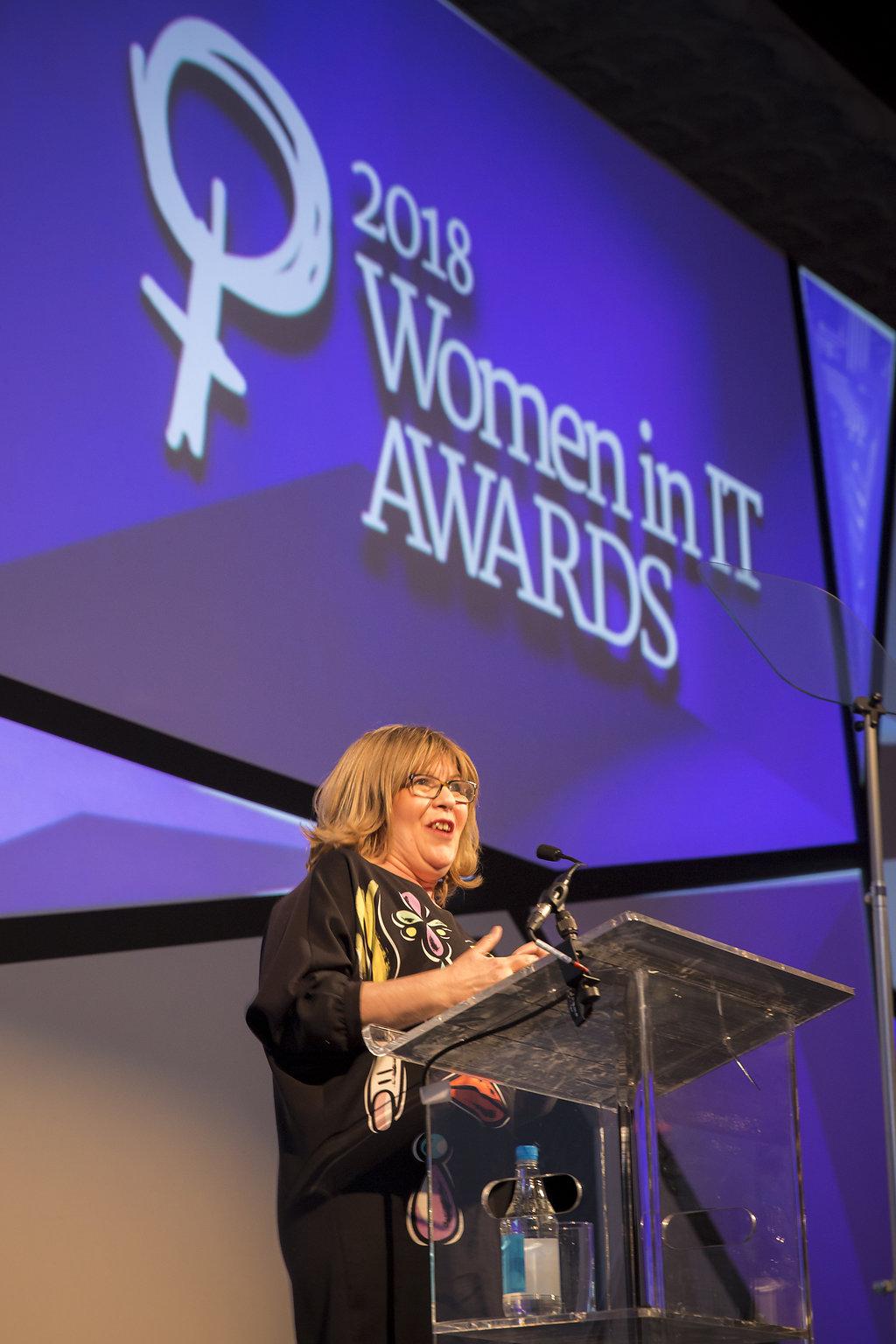 Women in IT Awards Series