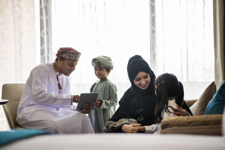 Eid Family Getaway Oman