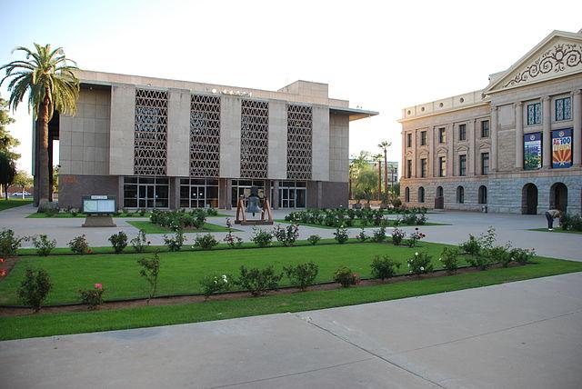 Arizona Senate and Historic Capitol Building