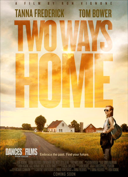 TWO WAYS HOME MOVIE POSTER