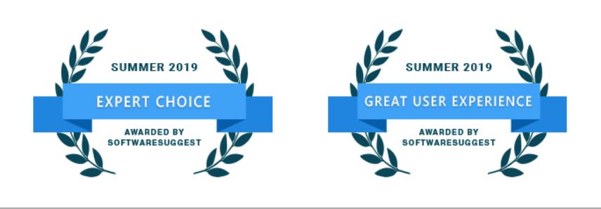 InvoiceBerry wins major industry awards.