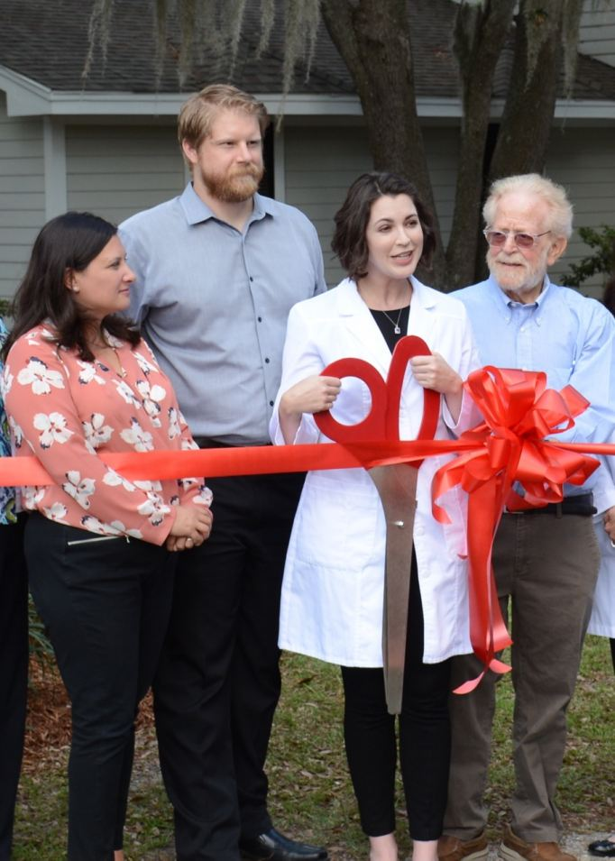 Beaufort Dermatology Ribbon Cutting