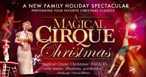 MAGICAL CIRQUE CHRISTMAS