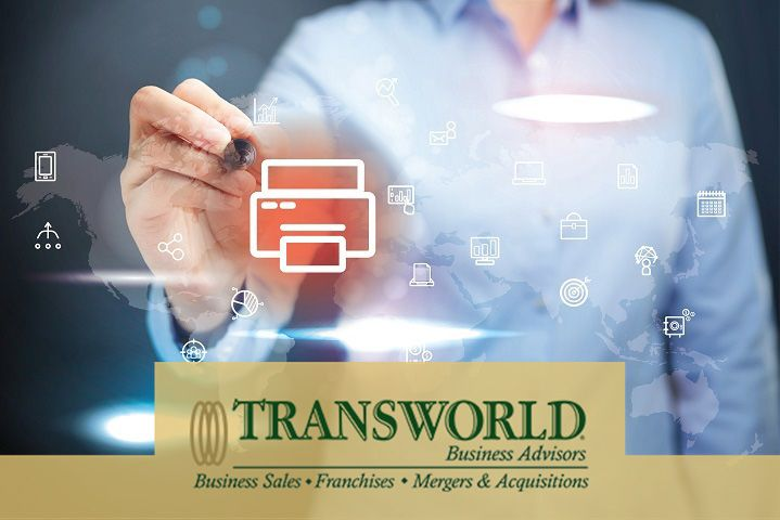 Transworld Business Advisors Supports a Trade in the Printing Industry in NoCo