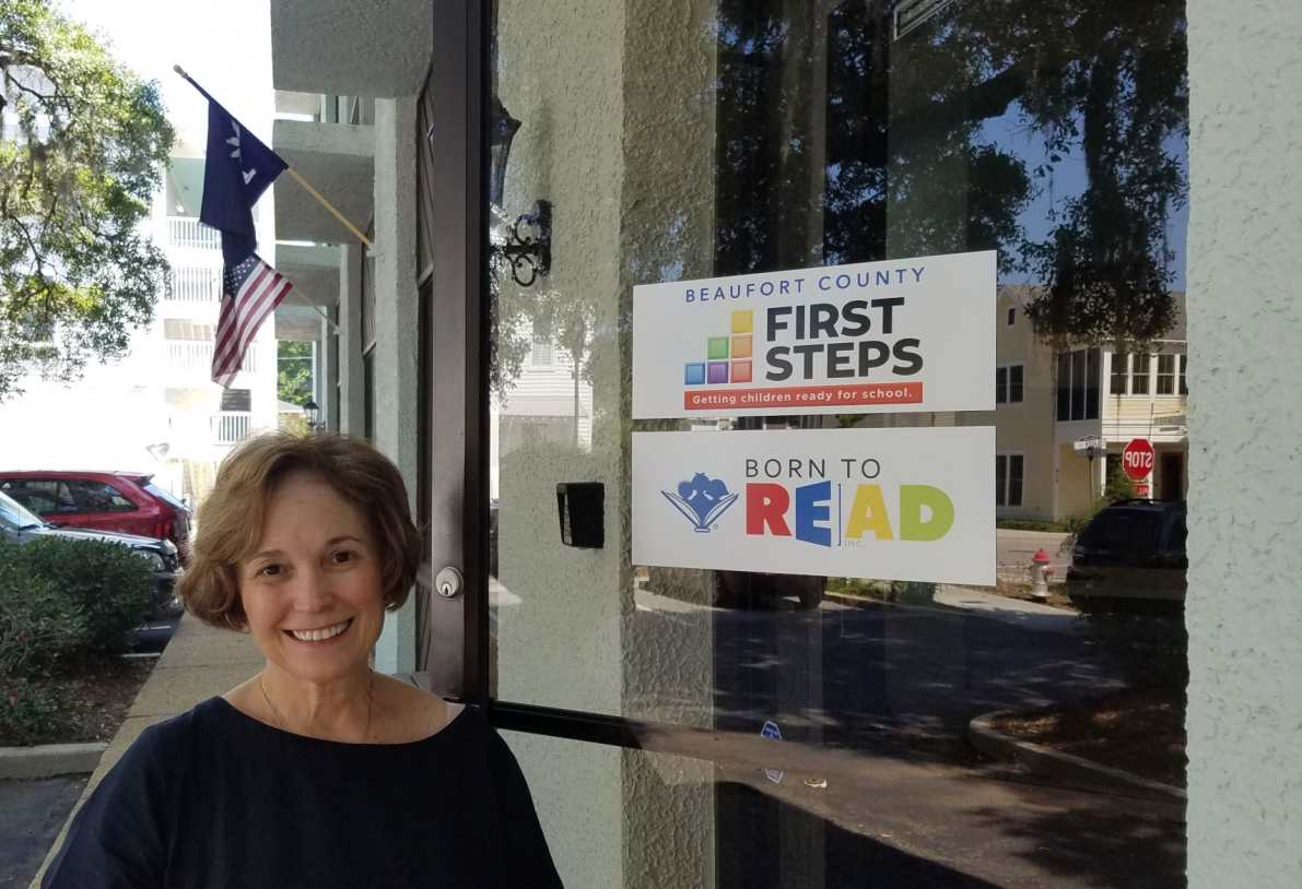 Born To Read Inc Board Member, Maryellen Humann