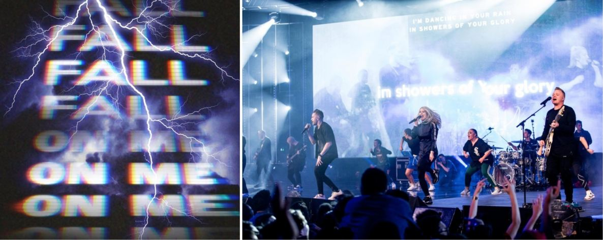 "Planetshakers releases ""Fall On Me."""