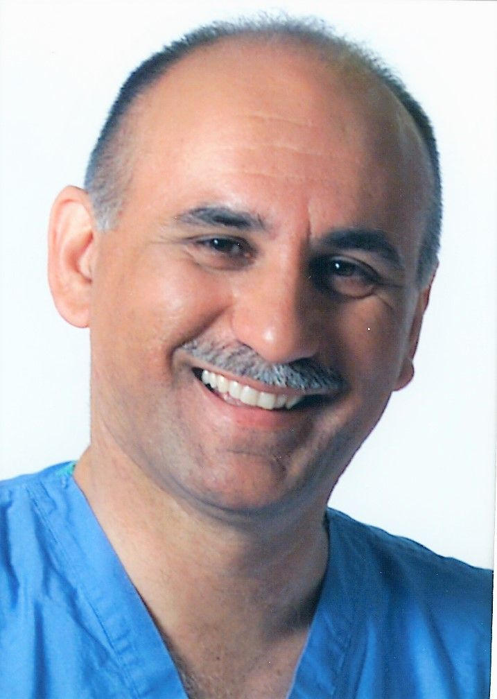 Dr Kamal Pourmoghadam, surgeon in Orlando Florida