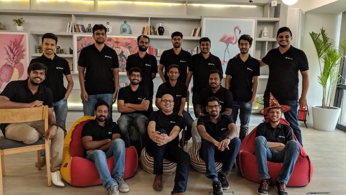 The team at Agara Labs