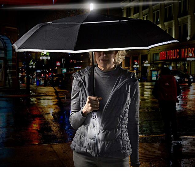 Woman Umbrella