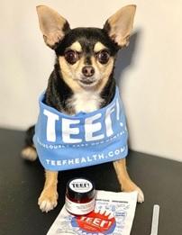 Teef with Dog