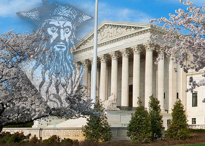 Blackbeard Supreme Court