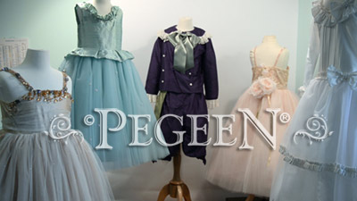 Pegeen.com Luxury Flower Girl Dresses