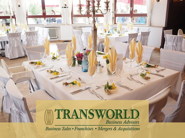 Transworld Business Advisors Supports the Purchase of a Event Rental Business