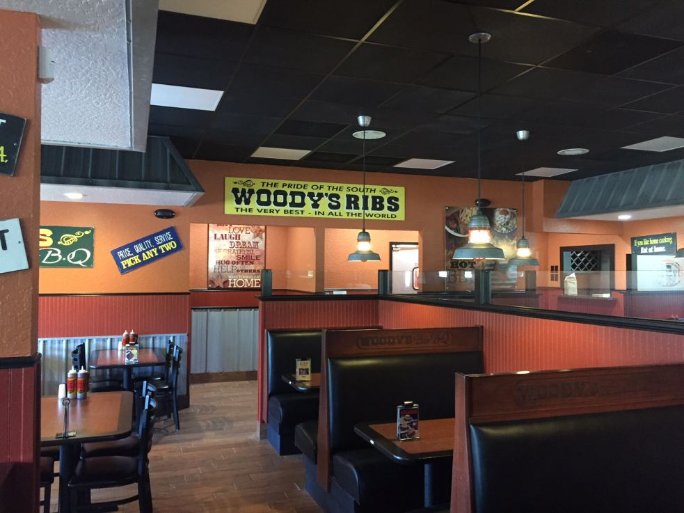 The Doors to the Newly Reimagined Woody's Bar-B-Q of Cocoa are Now Open