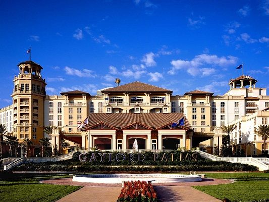 The ULI Florida Summit June 13-14 at the Gaylord Palms in Kissimmee, Fla.