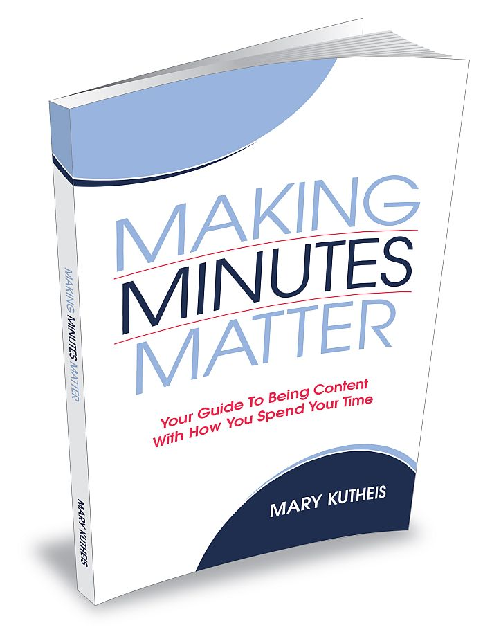 Making Minutes Matter a new book by Mary Kutheis