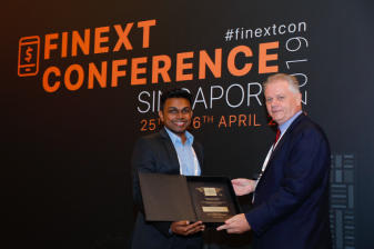 RoboGenesys awarded the 'Excellence in Finance - Companies' award at FiNext