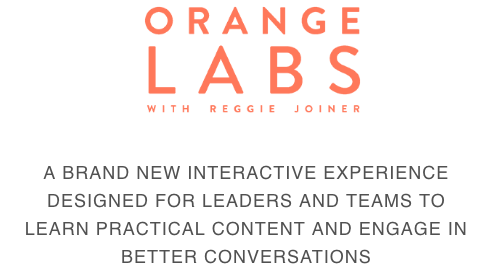 Join Us For Orange Labs