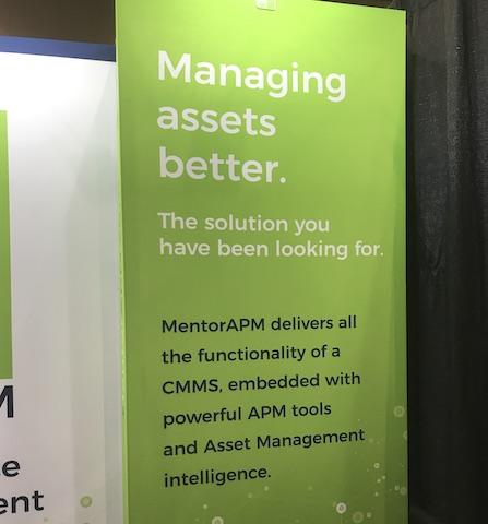 MentorAPM delivers smarter enterprise asset management.