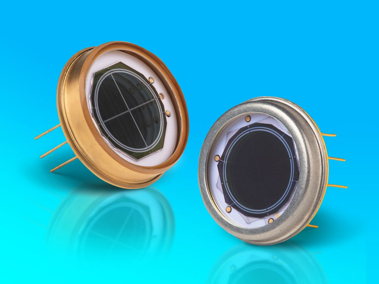OSI Optoelectronics' New 1064 nm Optimized YAG Detectors