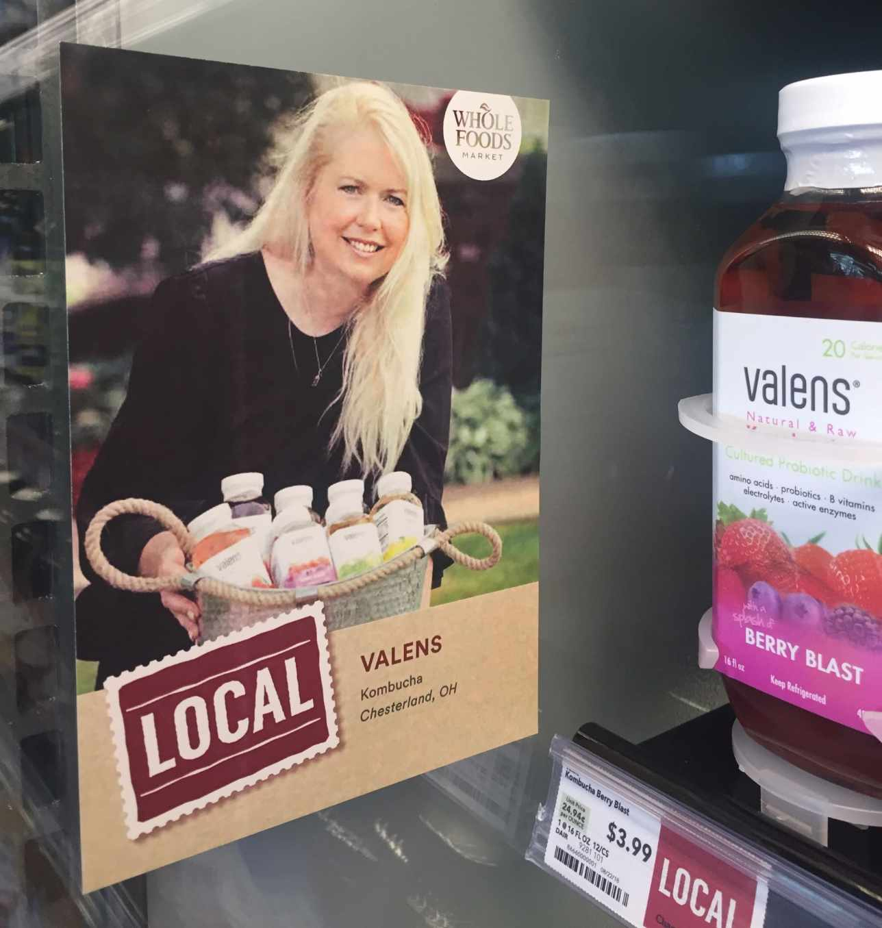 Valens at Whole Foods, Orange Village, OH